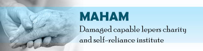 Maham: Damaged capable lepers charity and self-reliance institute